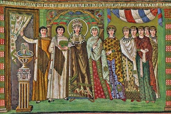 moda-femminile-impero-bizantino-teodora-san-vitale